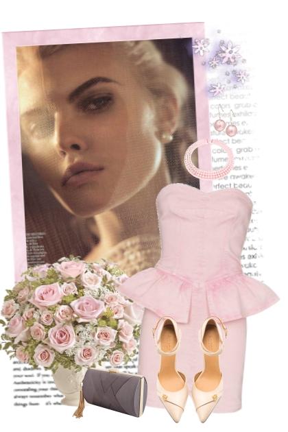 nr 3509 - Sweet pink