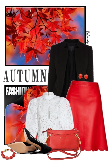 nr 3553 - Autumn elegance