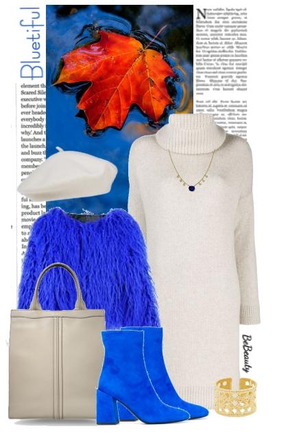 nr 3559 - Sweater dress