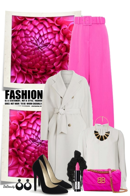 nr 3566 - Hot pink