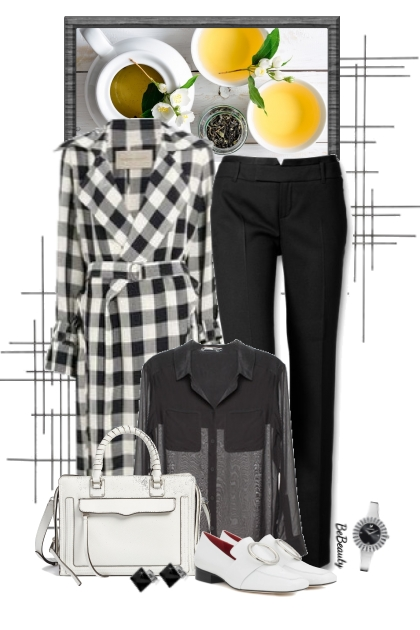 nr 3601 - Black & white