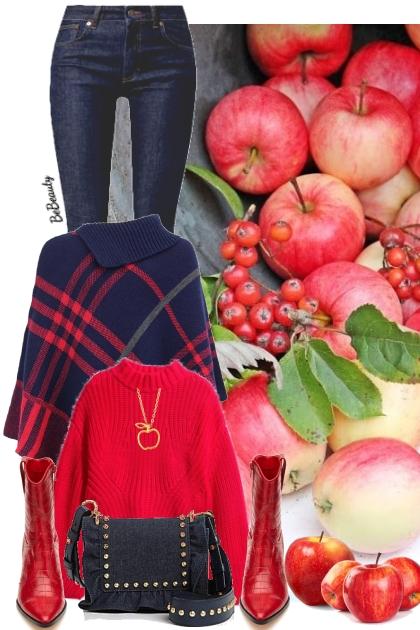 nr 3650 - Red apples