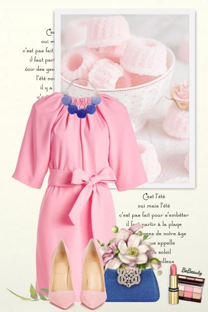 nr 3675 - Sweet pink