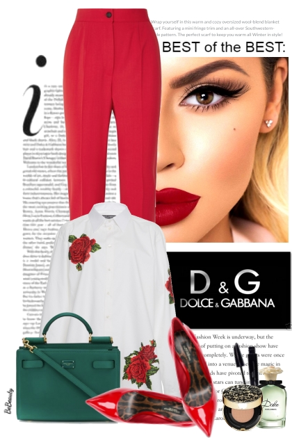 nr 3698 - Dolce & Gabbana