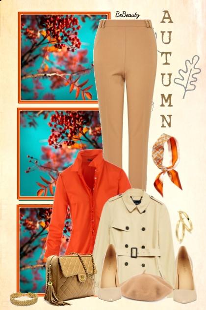 nr 3704 - Sunny Autumn day