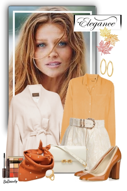 nr 3710 - Autumn elegance