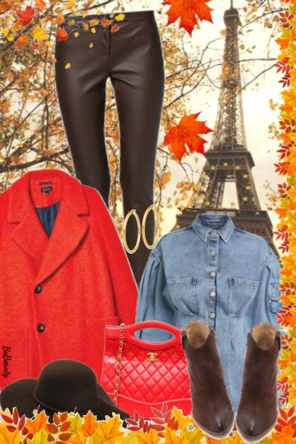 nr 3717 - Autumn in Paris