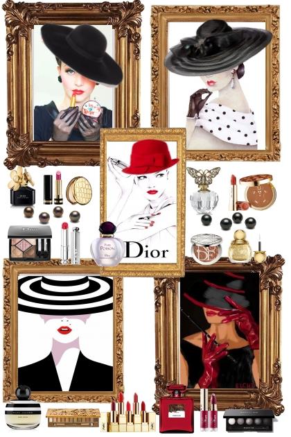 Douglas Vitrine- Combinazione di moda