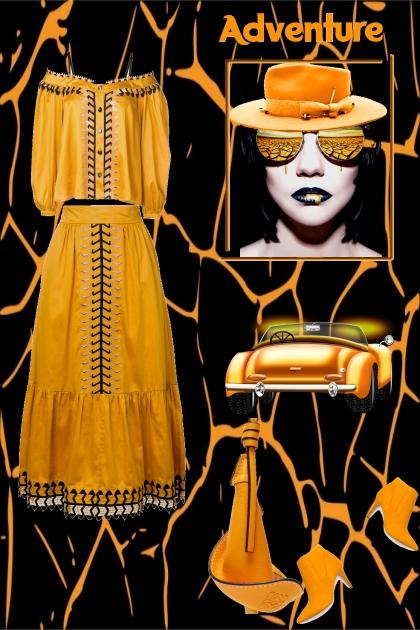 ADVENTURE- Fashion set