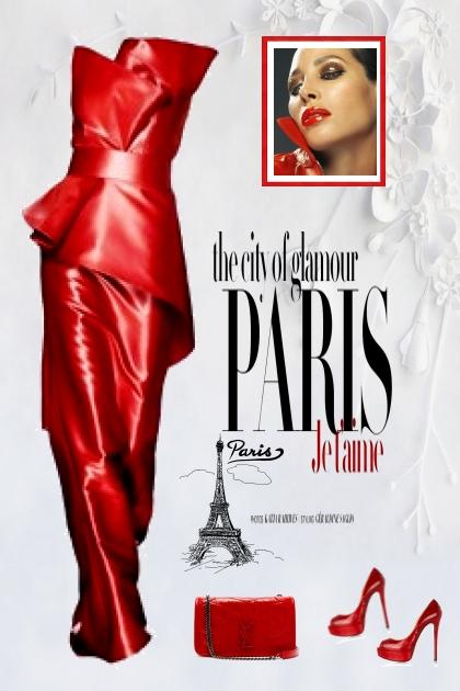 JE T´AIME  PARIS