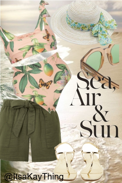 Sea,Air & Sun