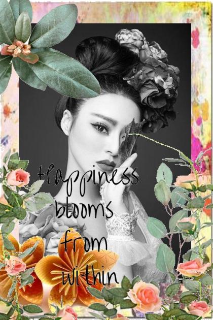 Happiness Blooms - Modna kombinacija
