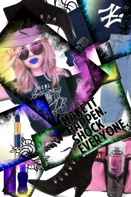Rocker Girl BTc