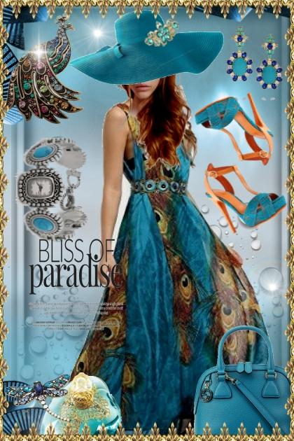 Bliss Of Paradise - Modna kombinacija