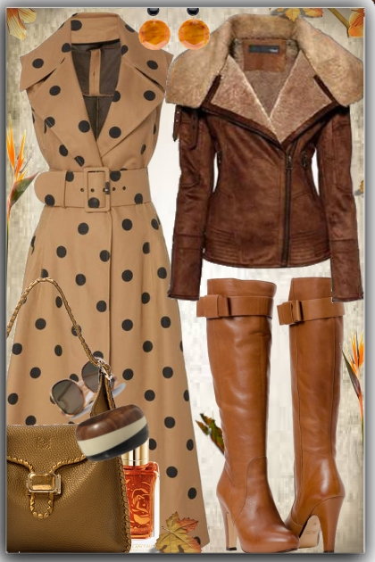 Retro Fall Outfit