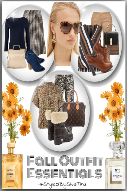 Fall Outfit Essentials