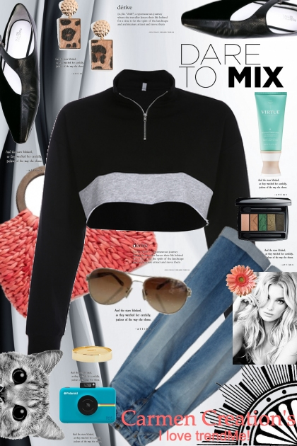 Journi's Everyday Mix It Up Outfit
