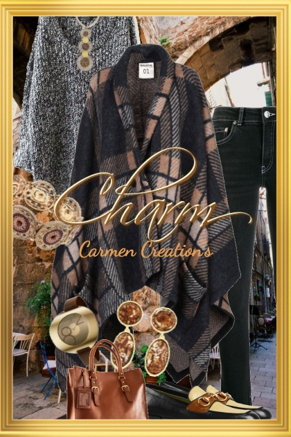 Journi's Italy Winter Charm Outfit