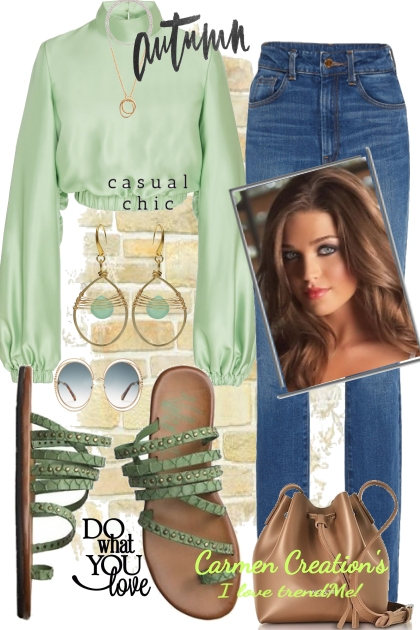Journi Casual Chic Outfit