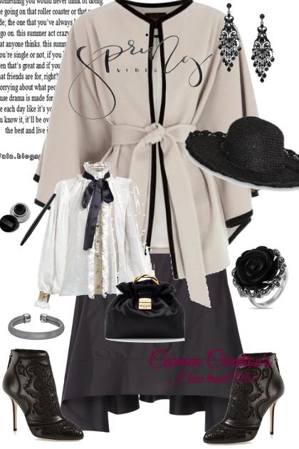 Journi's Crisp November Day Outfit