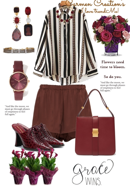 Journi's Spring Day New York Outfit- Fashion set