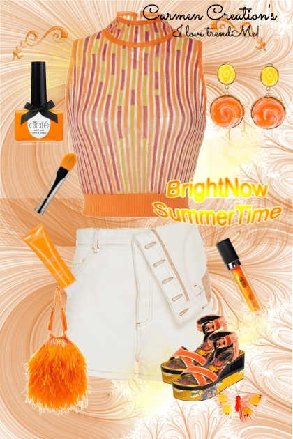 Journi's Bright Summertime Outfit
