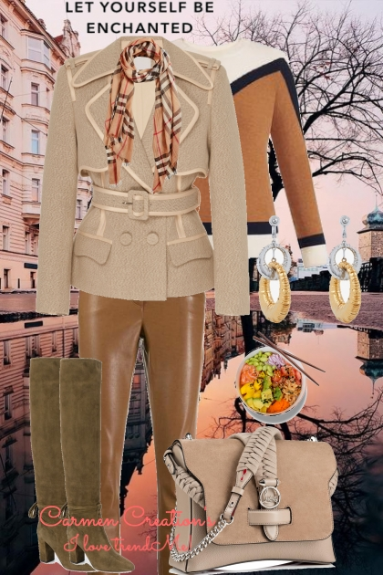 Journi's French Riviera Outfit