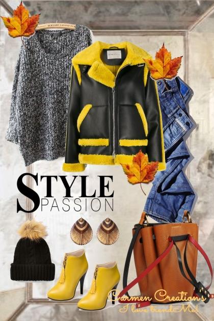 Journi's Autumn Outdoors Outfit