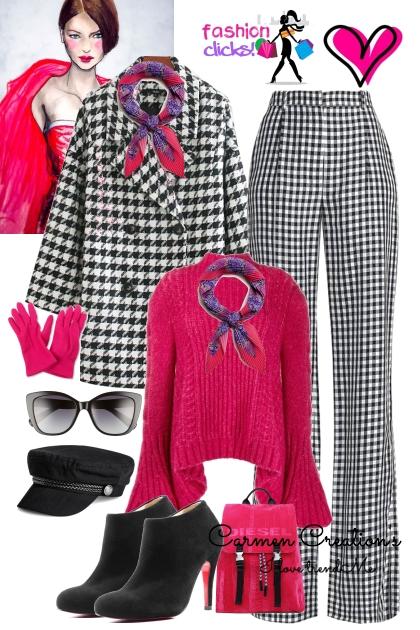 Journi's Fashion Clicks Outfit