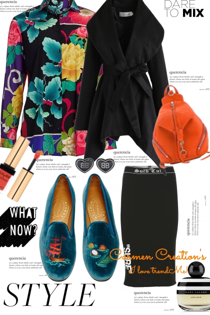 Journi Dare To Mix Style Outfit