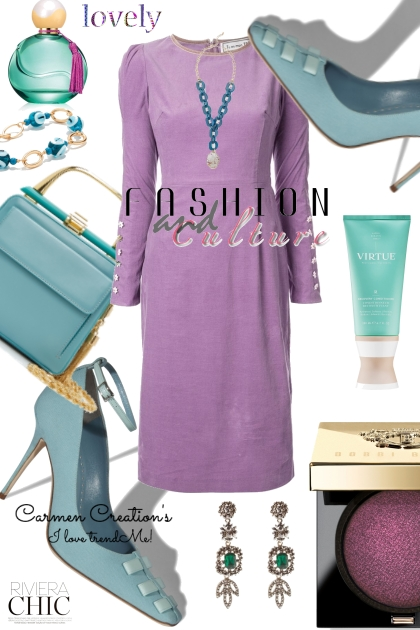 Journi's Fashion And Culture Outfit.