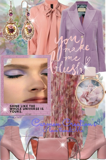Journi's You Make Me Blush Outfit