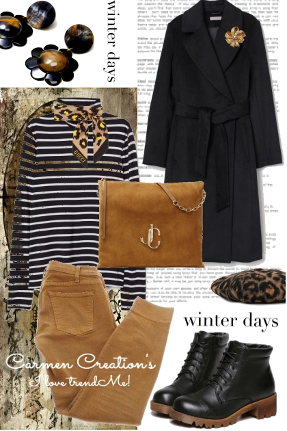 Journis Winter Days Outfit