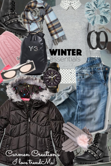 Journi's Winter Essentials Outfit