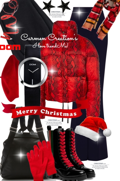 Journi's Merry Christmas #7 Outfit