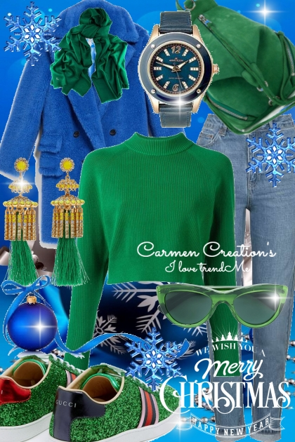 Journis Merry Christmas #10 Outfit