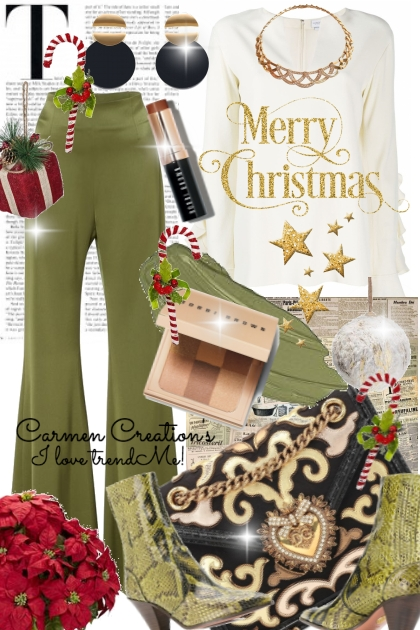 Journi's Merry Christmas #13 Outfit