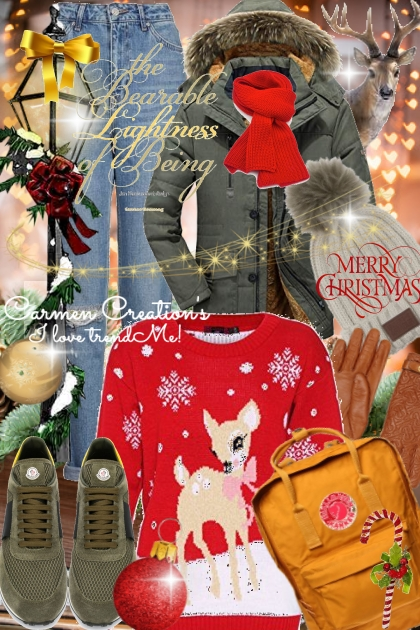 Journi's Merry Christmas #15 Outfit!