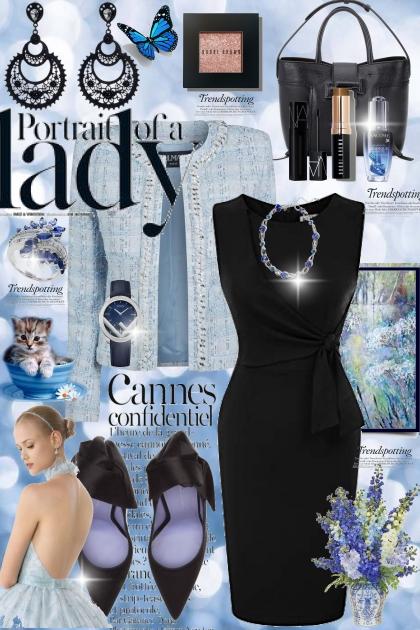 Journi's Cannes Portrait Of A Lady Outfit