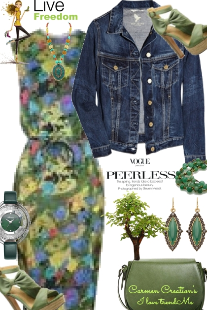 Journi Vogue Live Outfit