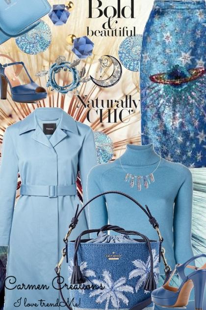 Journi Bold And Beautiful Outfit- Modekombination