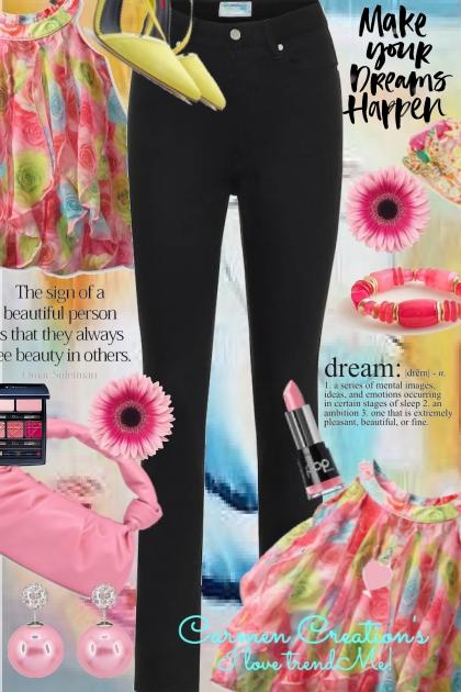 Journi Summer Fun Outfit- Modekombination