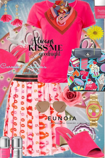 Journi Kiss Me Outfit