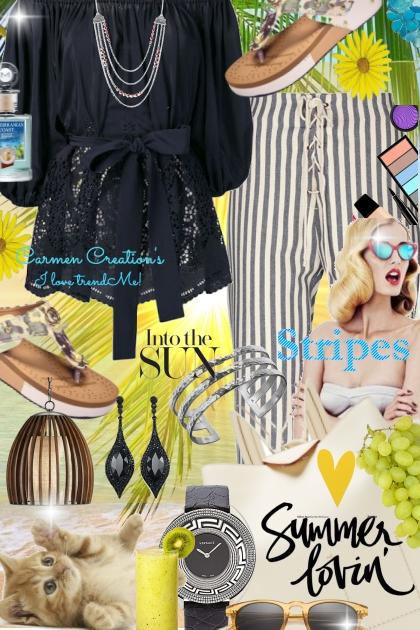 Journi Summer Lovin Outfit