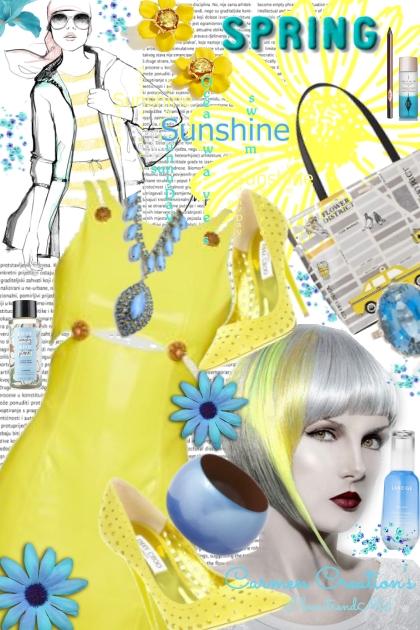 Journi Sunshine Spring Outfit