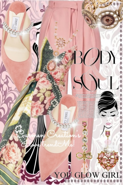 Journi Body And Soul Outfit- Modekombination