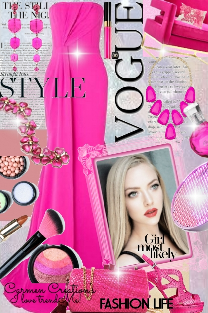 Journi Vogue Style Fashion Life Outfit