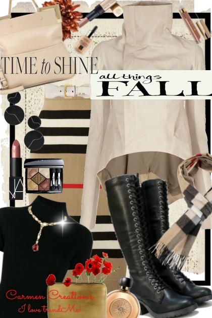 Journi All Things Fall Outfit- Modekombination