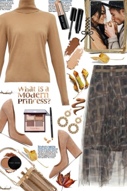 Modern princess- Fashion set