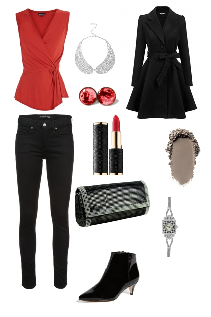 hourglass classic girls night out